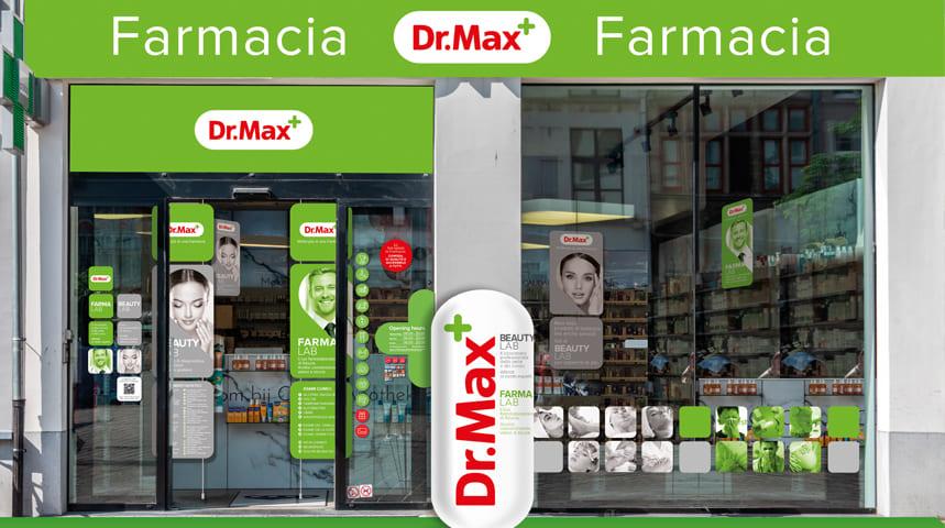 Dr. Max Farmacia - Esterno